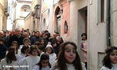"""Il Recital itinerante """"La via del Natale"""""""