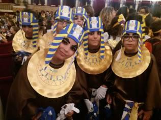dignitari del faraone