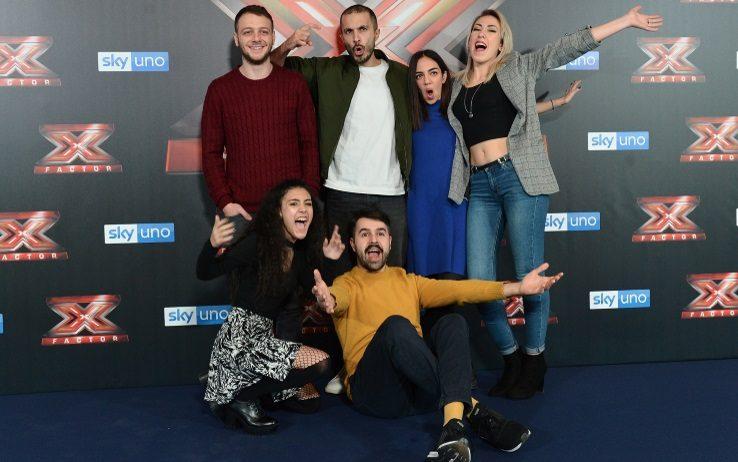 I finalisti di X Factor 12