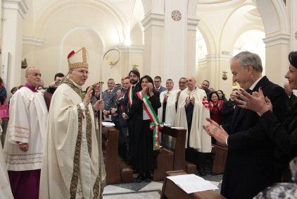 Diocesi di Alife-Caiazzo mons. Orazio Francesco Piazza - Clarus (2)