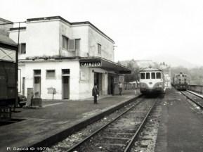 Caiazzo, 1978. Foto www.scartamentometrico.com