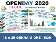 open day_isiss_piedimonte matese