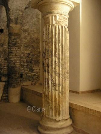 Cripta, Alife (particolare)