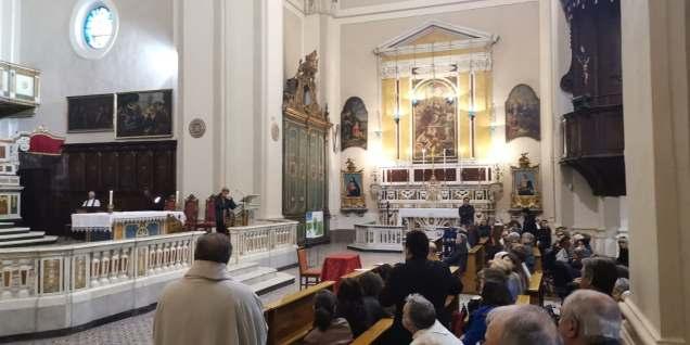 Statio 2019. Nella basilica di Santa Maria Maggiore, l'intervento di Padre Alex Zanotelli