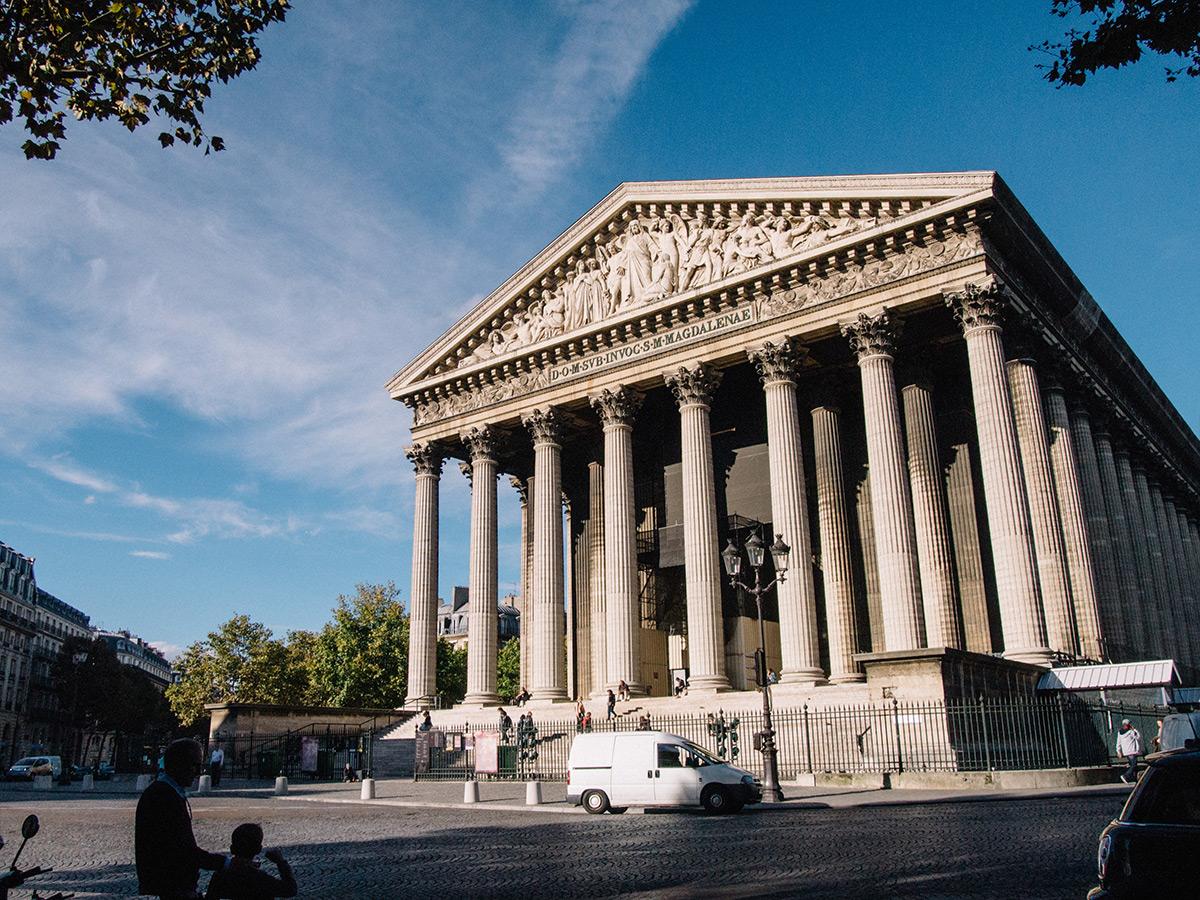 Paris Champs Élysées