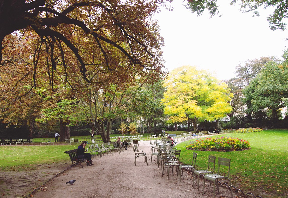 Paris: Jardin Du Luxembourg (Day 11)