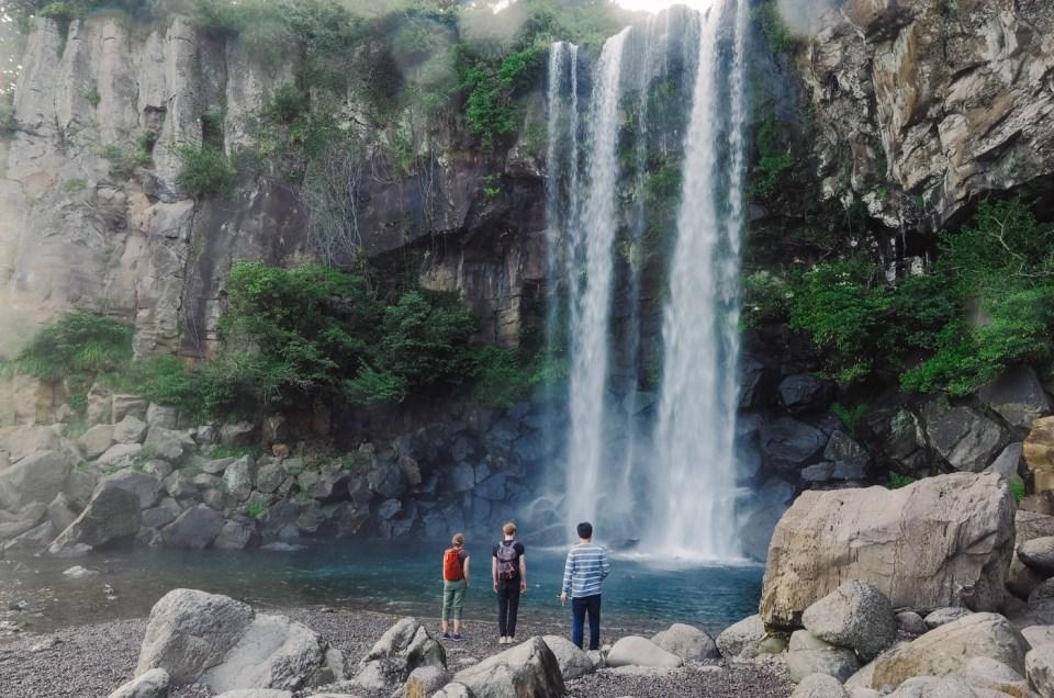 Korea: Climbing Mt Hallasan
