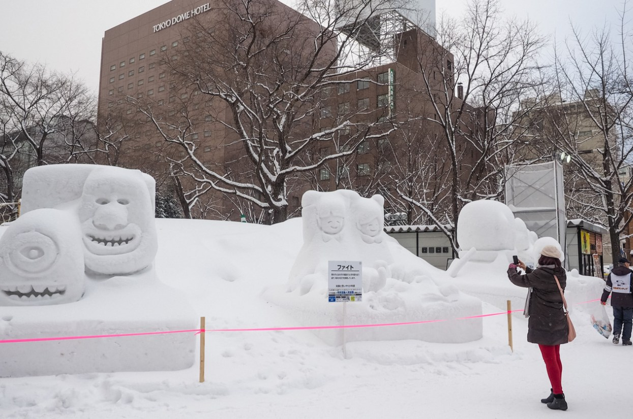 Japan: 67th Sapporo Snow Festival (Day 3)