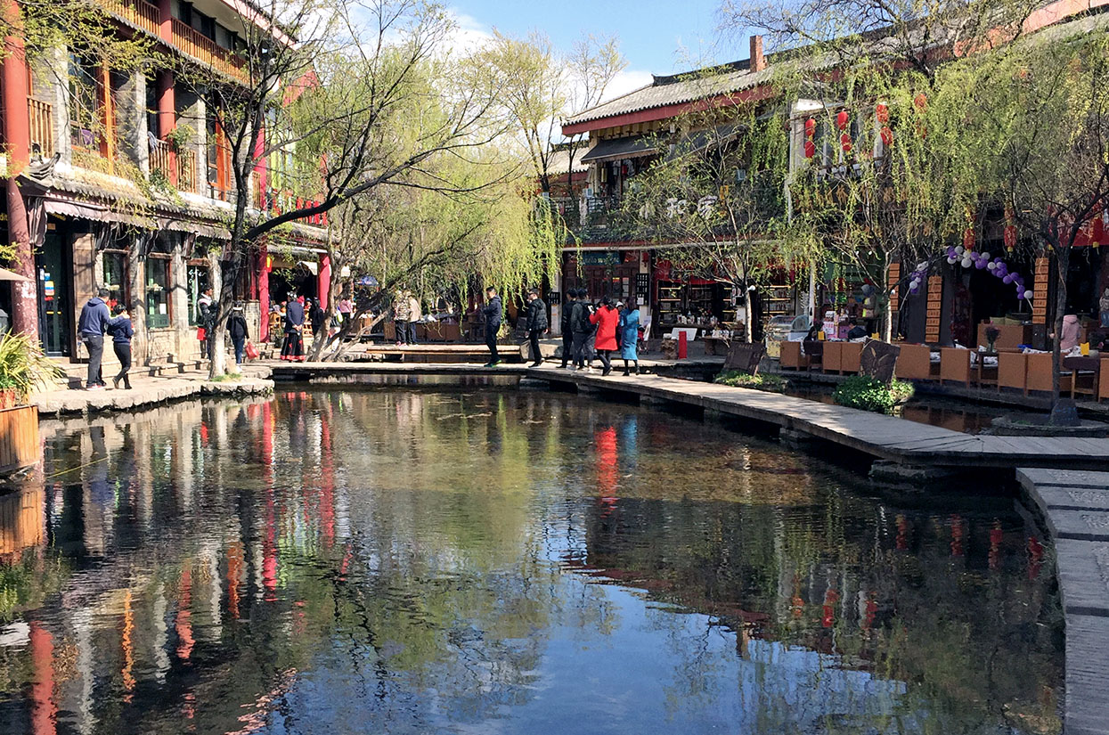 China: Lijiang, The Venice of the East