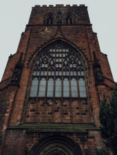 England Shrewsbury Abbey