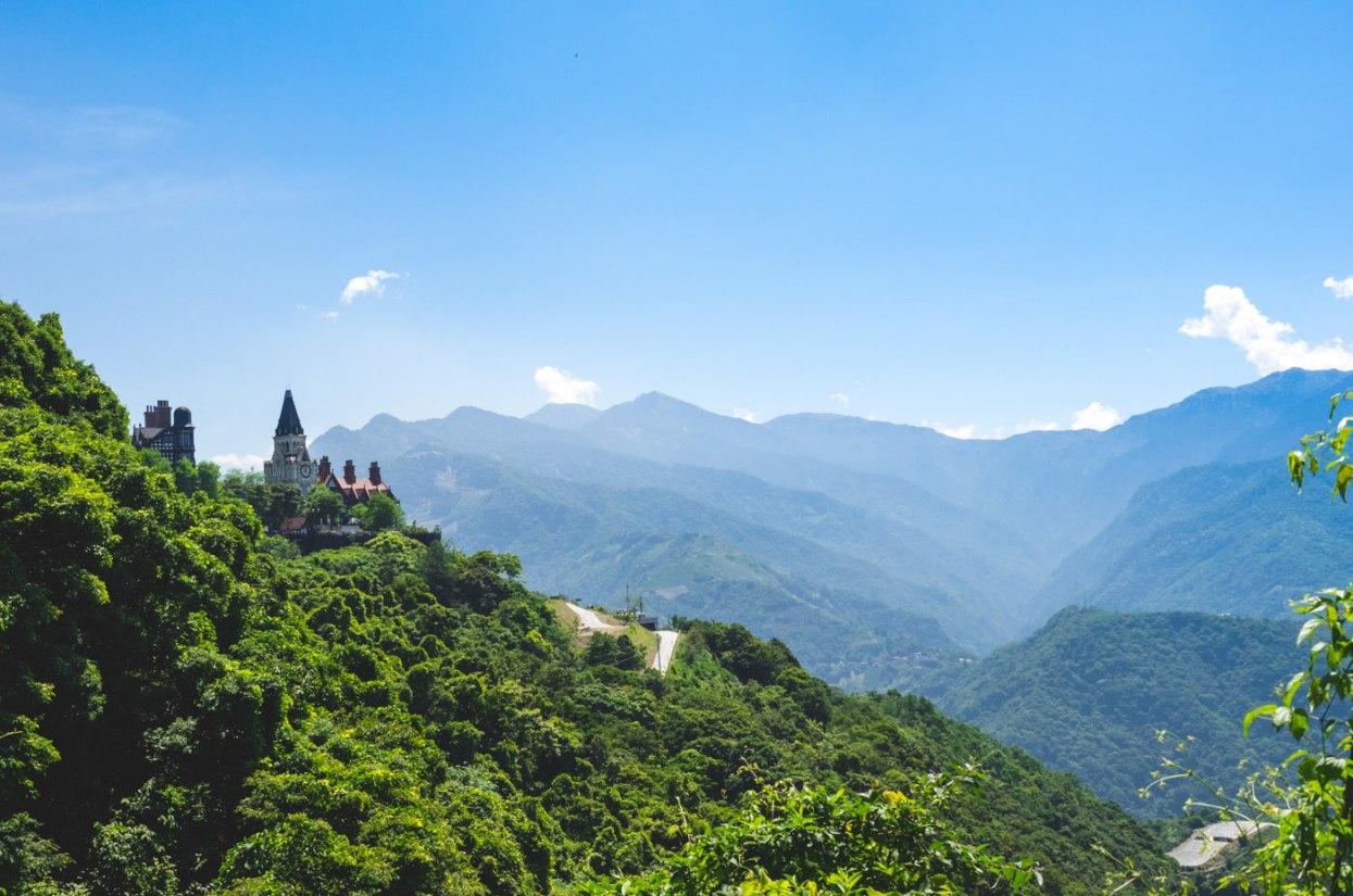 Taiwan: Rainbows of Taichung & Qingjing's Grassland