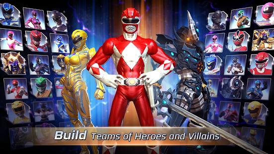 Download Power Rangers Legacy Wars Mod APK &iOS (Heros Unlocked)