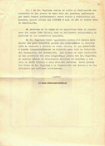 Proyecto Hispano Volpe.