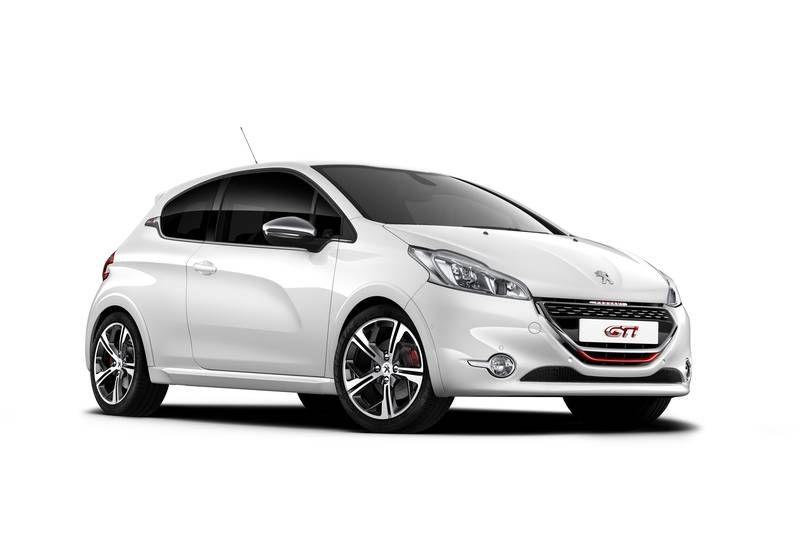 Peugeot 208 2012-Parachoques Delantero Parrilla Rejilla Inferior Negra Nueva Alta Calidad