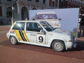 Renault Super 5 Turbo.