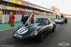 Un curioso Jaguar E Type en versión Low Drag de 1963