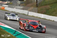 Porsche versus Mercedes.