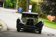 Bugatti Type 57S Vanden Plas de 1937.