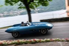 Las líneas del Vivant tienen mucho en común con los míticos Alfa Romeo VAT.