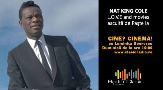 Nat King Cole – L.O.V.E and movies