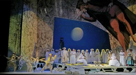 'Così fan tutte' – primul spectacol al săptămânii la Opera bucureșteană