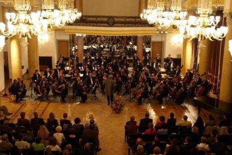 Muzică de Mozart, Schumann şi Bruch – la Braşov
