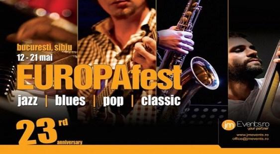EUROPAfest se deschide astăzi
