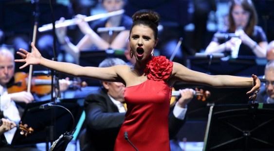 Valentina Naforniță din nou pe scena Operei de Stat din Viena