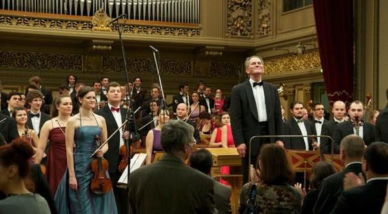 Orchestra Română de Tineret, concerte la Timişoara, Linz şi Salzburg