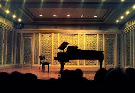 Un nou recital instrumental în Stagiunea de marţi seara