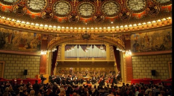 Două recitaluri pe scenele Ateneului Român