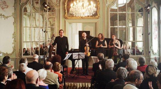 Bursierii SoNoRo Interferențe vor cânta la Port Cetate și la Universitatea de Muzică