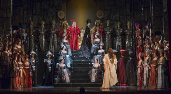 Invitație la Opera Naţională Română din Cluj-Napoca, în debutul lunii aprilie: TURANDOT, de Giacomo Puccini