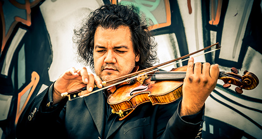 JÓZSEF LENDVAY va cânta Paganini la Sala Radio