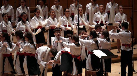 Concert dedicat Zilei Internaţionale a Copilului la Sala Radio