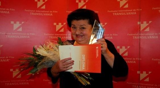 """Tamara Buciuceanu Botez, la TIFF Sibiu: """"Vă mulţumesc că nu m-aţi uitat"""""""