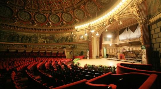 Simfonia Nr. 5 de Mahler se aude la Ateneul Român