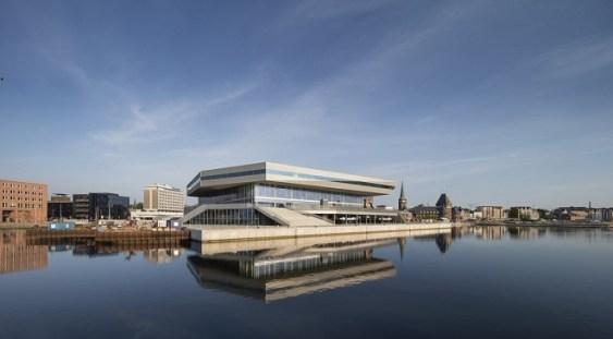 Dokk1 din Danemarca, desemnată cea mai bună bibliotecă publică din lume