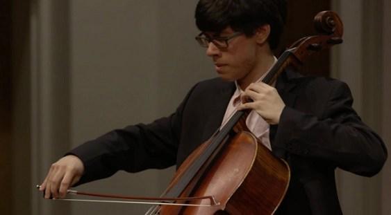 Zlatomir Fung este câștigatorul Concursului Enescu 2016 la Secțiunea Violoncel