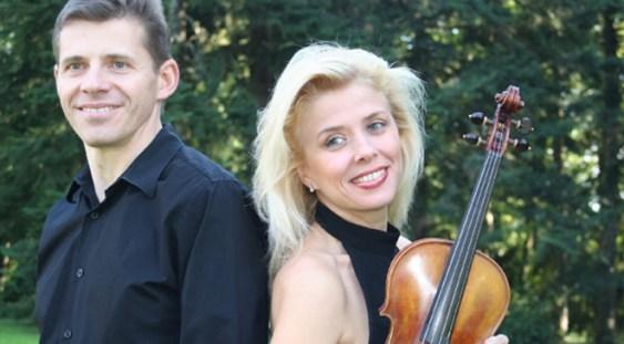 Clara Cernat & Thierry Huillet la Radio Clasic