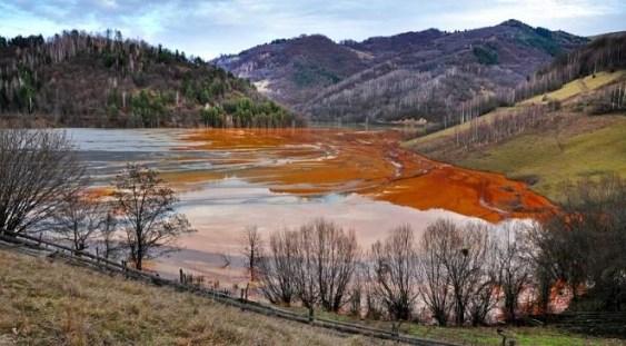 Dosarul Roşia Montană a fost depus la UNESCO