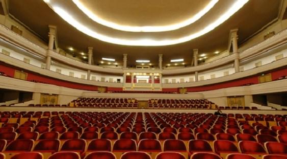 G. Enescu și creațiile sale pentru pian, auzite pe cea mai mare scenă din Bruxelles
