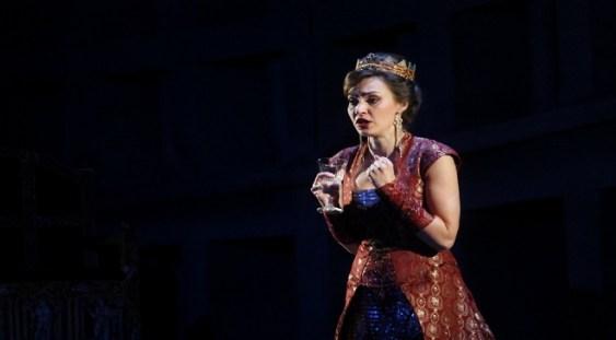Soprana clujeană cântă din nou pe scena Metropolitanului new-yorkez