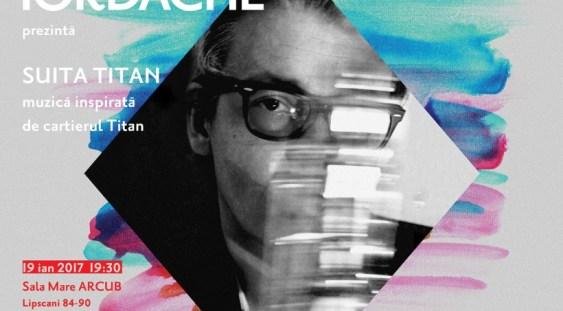 Iordache redeschide seria de concerte 'Artist in residence' la Arcub