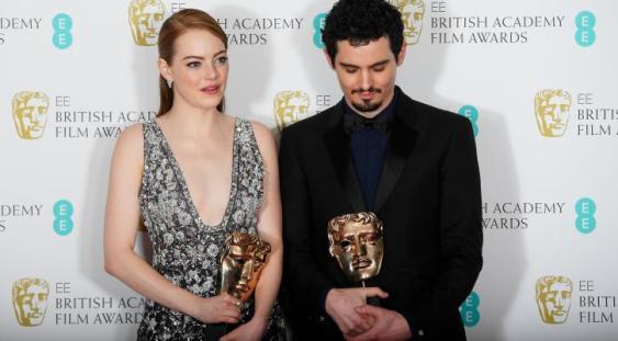 """""""La La Land"""" a plecat acasă cu cinci premii BAFTA. Lista completă a câştigătorilor"""
