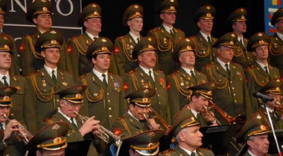 Corul Armatei Roșii, primul eveniment după tragicul accident de avion