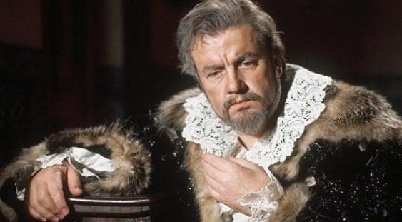 A murit tenorul suedez Nicolai Gedda, una dintre marile voci ale secolului trecut