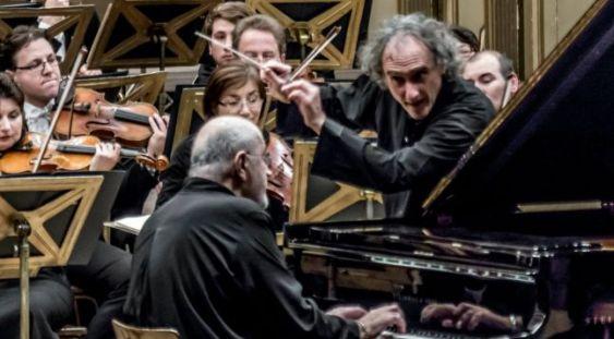 Dan Grigore şi Misha Katz – invitaţii săptămânii ai Filarmonicii 'George Enescu'