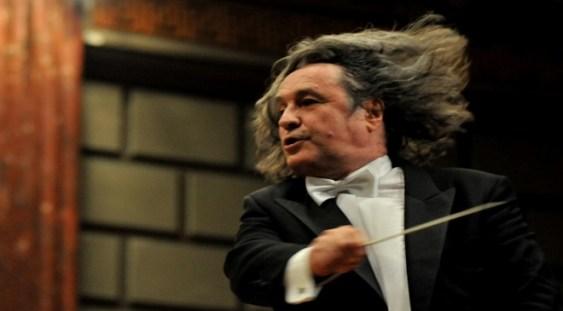Horia Andreescu dirijează Orchestra Naţională a Rusiei