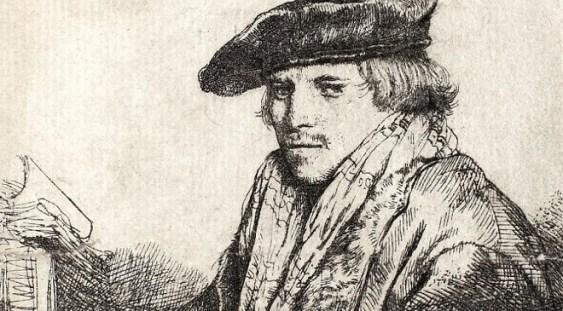 Premieră pe piața românească de artă: Trei gravuri de Rembrandt, scoase la licitație